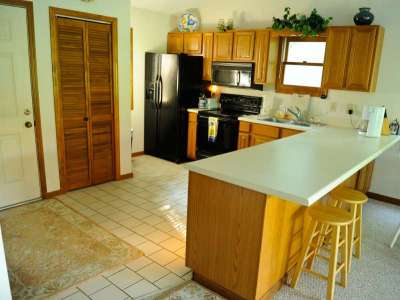Kitchen With All The Conveniences Of Home
